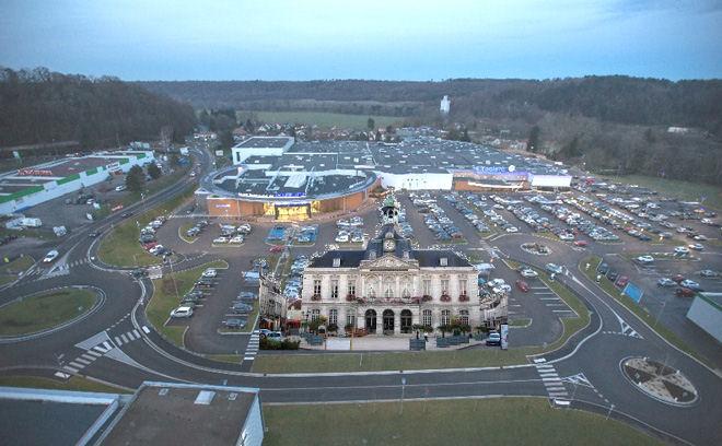Chaumont l 39 imbroglio du stationnement les petits commerces for Chaumont haute marne